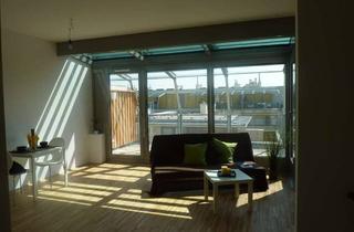 Wohnung mieten in Bessemerstrasse 36, 1210 Wien, Wohnen im Grünen - Dachmaisonette 77m2