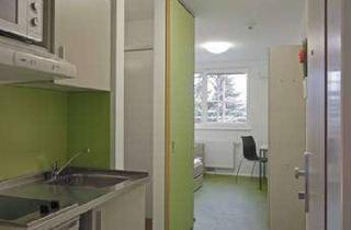 Wohnung mieten in Kaisermühlenstraße 14, 1220 Wien, Größe Studentenheim Zimmer mit Küche und Bad (Alles Inklusiv)
