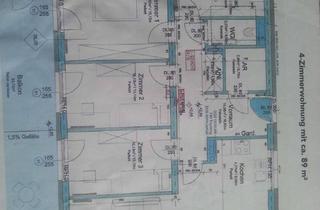 Wohnung mieten in 8230 Hartberg, Nachmieter für Geförderte 4 Zimmer Wohnung in Hartberg gesucht