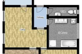 Wohnung mieten in 2130 Mistelbach, Wohnen im Stadtzentrum - 85m² (renoviert!)