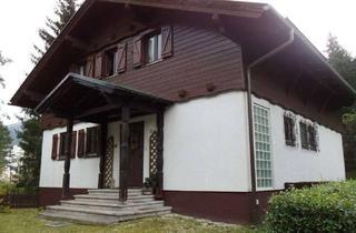 Haus mieten in 9546 Kleinkirchheim, LANDHAUS MIT 2 WOHNUNGEN MITTEN IM SKI- UND THERMEN-KURORT BAD KLEINKIRCHHEIM