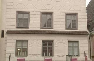 Büro zu mieten in 4400 Steyr, Büro, Praxis, Kanzlei oder Einzelhandel - 1.OG - Zentral mit Blick auf den Stadtplatz - PROVISIONSFREI