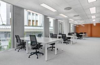 Büro zu mieten in Ausstellungsstraße 50, 1020 Wien, Großraumbüro in Vienna, Messecarree