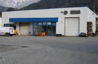 Gewerbeimmobilie kaufen in 6112 Wattens, Werkstätte Nähe Autobahnabfahrt mit Grundstücksreserve