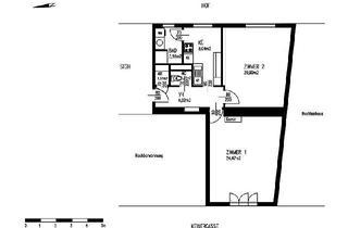 Wohnung mieten in Keinergasse 23, 1030 Wien, Sehr schöne, helle, ruhig und zentral gelegene Wohnung im 3. Bezirk (WG tauglich)