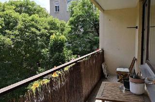 WG-Zimmer mieten in Hartmanngasse 5, 1050 Wien, ZWISCHENMIETE: Möbliertes Zimmer in netter WG mit Wohnzimmer und Balkon