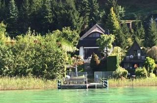 Haus mieten in 9081 Reifnitz, Wörthersee Reifnitz - Charmantes Seehaus in Miete  Lake Wörthersee Reifnitz - Lovely beachfront villa for rent