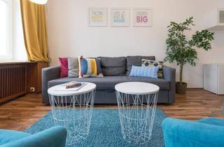 Wohnung mieten in Am Tabor 32, 1020 Wien, Helle möblierte 3 Zimmer Wohnung - zentral gelegen zwischen Prater und Augarten