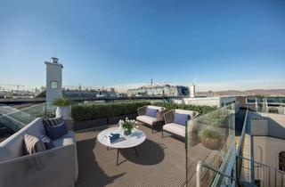 Penthouse kaufen in Börseplatz, 1010 Wien, MODERN ARTS HOCH ÜBER WIEN: Einzigartige Penthouse Wohnung mit Dachterrasse!