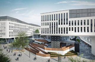 Büro zu mieten in Walcherstraße (Austria Campus ) - Campus 6, 1020 Wien, AUSTRIA CAMPUS - Campus 6 - Geschäftslokal