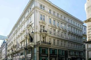 Büro zu mieten in Kohlmarkt 8-10, 1010 Wien, Servicierte Büroflächen, Coworking Spaces in traditionsreichen Gemäuern unweit der Hofburg!