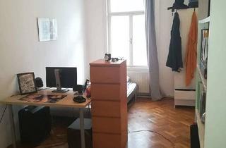 WG-Zimmer mieten in Gußhausstraße, 1040 Wien, Zwischenmiete WG Zimmer 20m² 01.03.-31.05.2020