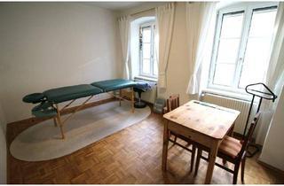 Büro zu mieten in 4360 Grein, Praxis Behandlungsraum auch stundenweise zu mieten