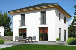 Haus kaufen in 2054 Haugsdorf, Stadtvilla massiv bauen auf Eigengrund im Bezirk Hollabrunn