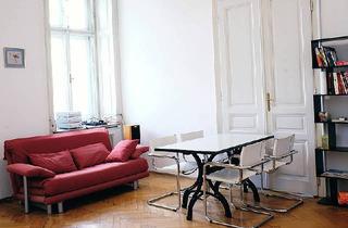 WG-Zimmer mieten in Wiedner Hauptstraße, 1040 Wien, Wiedner Hauptstraße 46 sucht zwei neue Mitbewohner in 3er WG