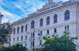 Penthouse kaufen in 1010 Wien, Rarität im Stadtpalais: Beeindruckendes DG
