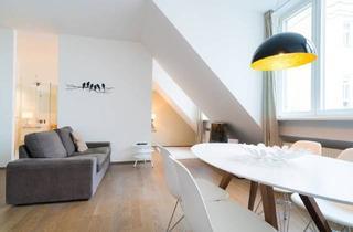 Wohnung mieten in Strohgasse, 1030 Wien, Klare Geschäftswohnung Wien im dritten Bezirk mit modernen Möbeln - wohnen in der Nähe des Schlosses Belvedere