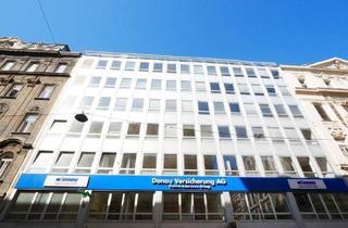 Büro zu mieten in Argentinier Straße 22, 1040 Wien, Bürofläche im Botschaftsviertel