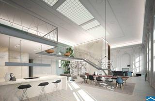 Wohnung kaufen in Börseplatz, 1010 Wien, The Aurora Loft - BE DIFFERENT - LIVE DIFFERENT - Börseplatz