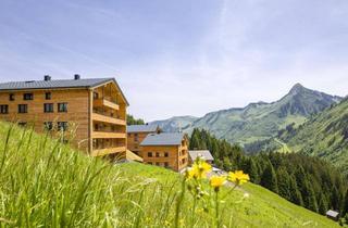 Wohnung kaufen in Damüls 216, 6884 Damüls, Supertolle 2 Zimmerwohnung mit großem Balkon für Investoren 4.02
