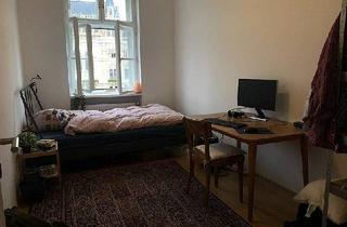 WG-Zimmer mieten in 1080 Wien, 5-Zimmer-Altbauwohnung mit 6 m2-Loggia vis á vis vom Rathaus