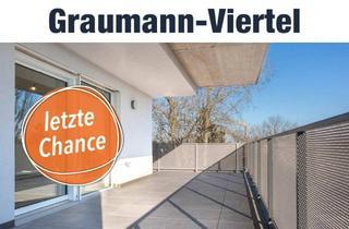 Penthouse kaufen in Graumannpark, 4050 Traun, Beste Perspektiven: Ihr Penthouse im Graumann-Viertel | Top 3.4.2-3