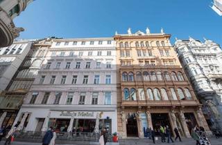 Büro zu mieten in Graben, 1010 Wien, Privatbüro für zwei Personen in Vienna, Graben 19