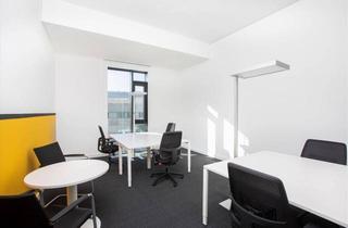 Büro zu mieten in Ausstellungsstraße 50, 1020 Wien, Privatbüro für vier Personen in Vienna, Messecarree