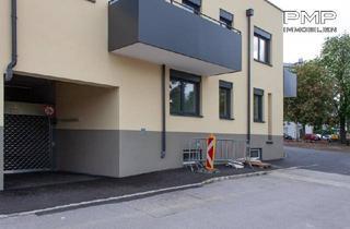 Immobilie mieten in 2100 Korneuburg, Tiefgaragenplatz für Motorrad direkt beim Bahnhof Korneuburg