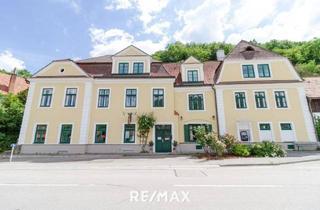 Gewerbeimmobilie kaufen in 3621 Oberarnsdorf, Generalsaniertes Gästehaus in schöner Wachaulage