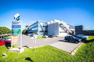 Büro zu mieten in 8380 Jennersdorf, Produktionsflächen inklusive Bürotrakt im Technologiezentrum Jennersdorf