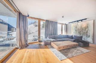 Wohnung kaufen in 6555 Kappl, Stylische Designer TOP-Chalet-Wohnung in Kappl bei Ischgl