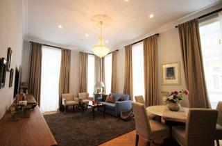 Wohnung mieten in Franzensgasse, 1050 Wien, Stilvolles Apartment in zentraler Lage