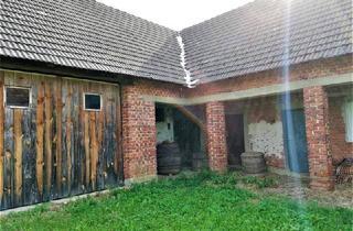 Haus kaufen in 8282 Henndorf im Burgenland, Bauplätze mit großzügigem landwirtschaftlichen Gebäude (150m²) in herrlicher Lage mit Traumausblick!