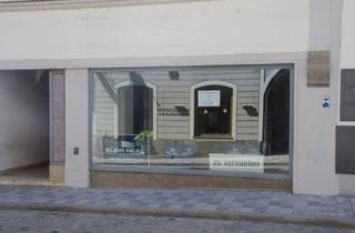 Büro zu mieten in Grünmarkt, 4400 Steyr, STILVOLLES GESCHÄFTSLOKAL IM ZENTRUM VON STEYR