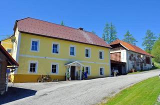 Haus kaufen in 9334 Guttaring, Liebevoller Gasthof / Kleinlandwirtschaft mit Stadel, Salettl & landwirtschaftlichen Flächen zwischen Guttaring u. Althofen